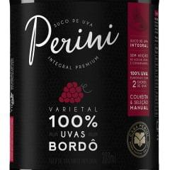 Suco de Uva Casa Perini Bordô Tinto Integral 300ml