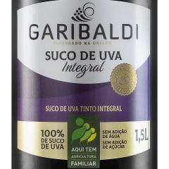 Suco de Uva Garibaldi Tinto Integral 1,5 Lts