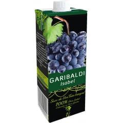 Suco de Uva Garibaldi Tinto Integral 1Lt TP C/12