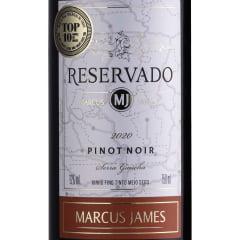 Vinho Aurora Marcus James Pinot Noir Tinto Meio Seco 750ml