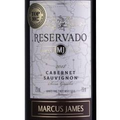 Vinho Marcus James Cabernet Sauvignon Tinto Meio Seco 750ml