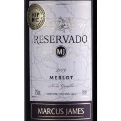 Vinho Aurora Marcus James Merlot Tinto Demi-Sec 750ml
