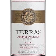 Vinho Peterlongo Terras Cabernet Sauvignon Demi-Sec 750ml