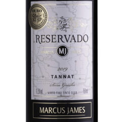 Vinho Aurora Marcus James Tannat Tinto Seco 750ml