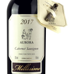 Vinho Aurora Millésime Cabernet Sauvignon 2017 Tinto 750ml