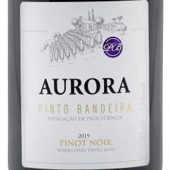 Aurora Pinto Bandeira Pinot Noir 750ml