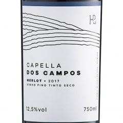 Vinho Capella dos Campos Merlot Tinto 750ml