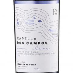Vinho Capella dos Campos Nove Ilhas Tinto 750ml