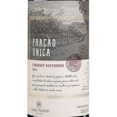 Vinho Casa Perini Fração Única Cabernet Sauvignon Tinto 750ml