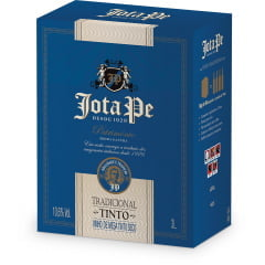 Vinho Casa Perini Jota Pe Tinto Bag in Box 3Lts