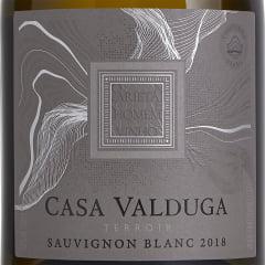 Vinho Casa Valduga Terroir Sauvignon Blanc Branco 750ml