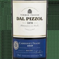 Vinho Dal Pizzol Cabernet Franc Tinto 750ml