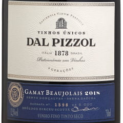 Vinho Dal Pizzol Gamay Beaujolais Tinto 750ml