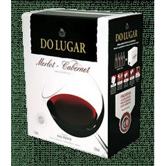 Vinho Dal Pizzol Merlot/Cabernet Sauvignon Tinto Bag in Box 3Lts