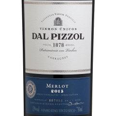 Vinho Dal Pizzol Merlot Tinto 750ml
