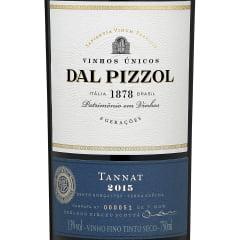 Vinho Dal Pizzol Tannat Tinto 750ml