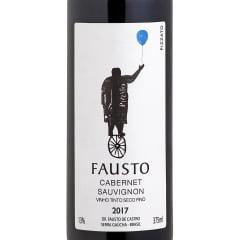 Vinho Fausto Cabernet Sauvignon Tinto 375ml