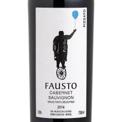 Vinho Fausto Cabernet Sauvignon Tinto 750ml