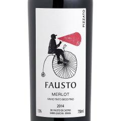 Vinho Fausto Merlot Tinto 750ml