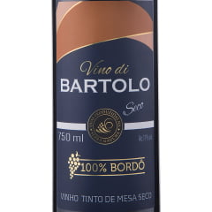 Vinho Garibaldi di Bartolo Bordô Tinto Seco 750ml