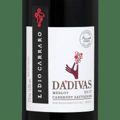 Vinho Lidio Carraro Dádivas Merlot/Cabernet Sauvignon Tinto 375ml