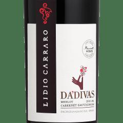 Vinho Lidio Carraro Dádivas Merlot/Cabernet Sauvignon Tinto 750ml