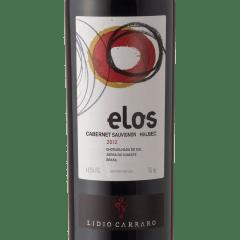 Vinho Lidio Carraro Elos Cabernet Sauvignon/Malbec Tinto 750ml
