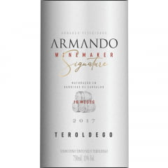 Vinho Peterlongo Armando Winemaker Signature Teroldego Tinto 750ml