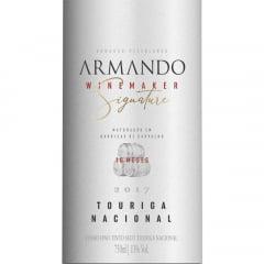 Vinho Peterlongo Armando Winemaker Signature Touriga Nacional Tinto 750ml