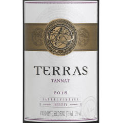 Vinho Peterlongo Terras Tannat Tinto 750ml