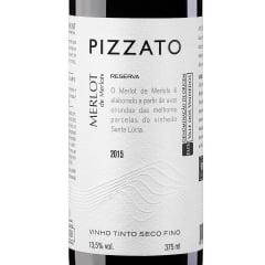 Vinho Pizzato Reserva Merlot Tinto 375ml
