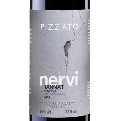 Vinho Pizzato Reserva Nervi Tannat Tinto 750ml