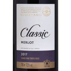 Vinho Salton Classic Merlot Tinto Seco 750ml