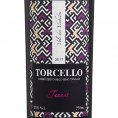Vinho Torcello Tannat Tinto 750ml
