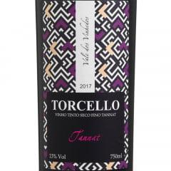 Vinho Torcello Tannat Safra 2017 Tinto 750ml