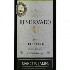 Vinho Aurora Marcus James Riesling Branco Suave 375ml