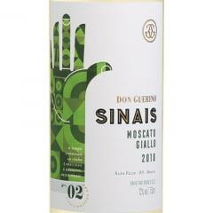 Vinho Don Guerino Sinais Moscato Giallo Branco 750ml