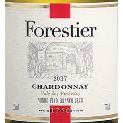 Vinho Forestier Chardonnay Branco 750ml