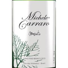 Vinho Michele Carraro Moscato Branco Seco 750ml