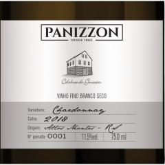 Vinho Panizzon Chardonnay Branco 750ml