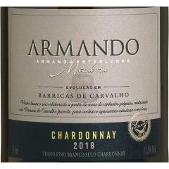 Vinho Peterlongo Armando Memória Chardonnay Branco 750ml