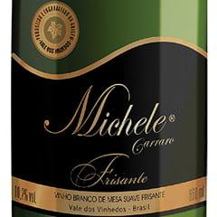 Vinho Michele Carraro Frisante Branco Suave 660ml