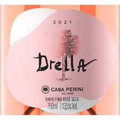 Vinho Casa Perini Drella Rosé Seco 750ml