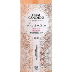 Vinho Dom Cândido Autêntico Rosé Seco 750ml