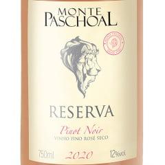 Vinho Monte Paschoal Reserva Pinot Noir Rosé 750ml