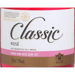 Vinho Salton Classic Rosé Demi-Sec750ml