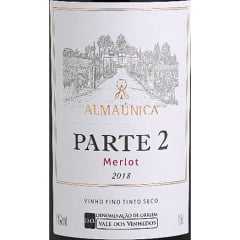 Vinho Almaúnica Ultra Premium Parte 2 Tinto Magnum 1,5Lts