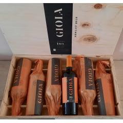 Vinho Aurora Gioia D.O. Safra 2018 Merlot Tinto 750ml C/6