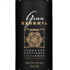 Vinho Aurora Gran Reserva Cabernet Sauvignon Tinto 750ml