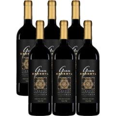 Vinho Aurora Gran Reserva Cabernet Sauvignon Tinto 750ml  C/6